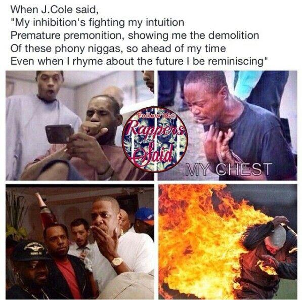 J cole lyrics