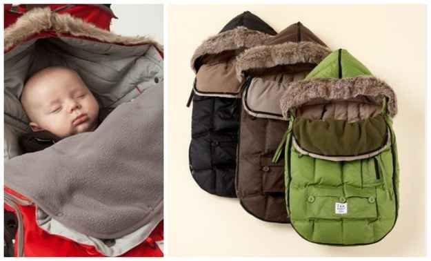 7 A.M. Enfant Le Sac Igloo Baby Bunting | 31 Things That Will Make Camping With Your Kids So Much Easier