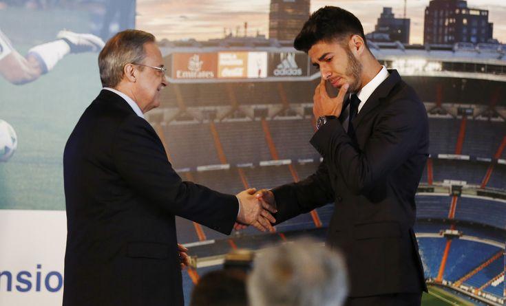 """Real Madrid: Asensio: """"He soñado desde pequeño con este día, me dejaré la piel por la camiseta""""   Marca.com"""