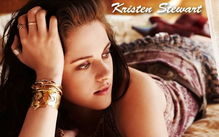 wallpaper Kristen Stewart Widescreen Wallpapers