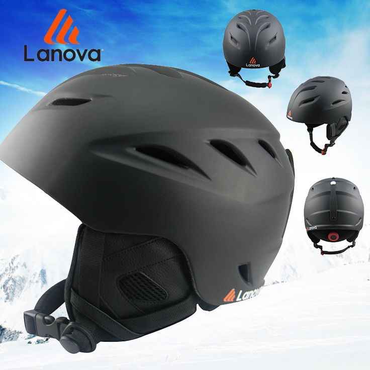 LANOVA  Ski helmet Ultralight and Integrally-molded professional Snowboard helmet men Skating/Skateboard helmet Multi Color