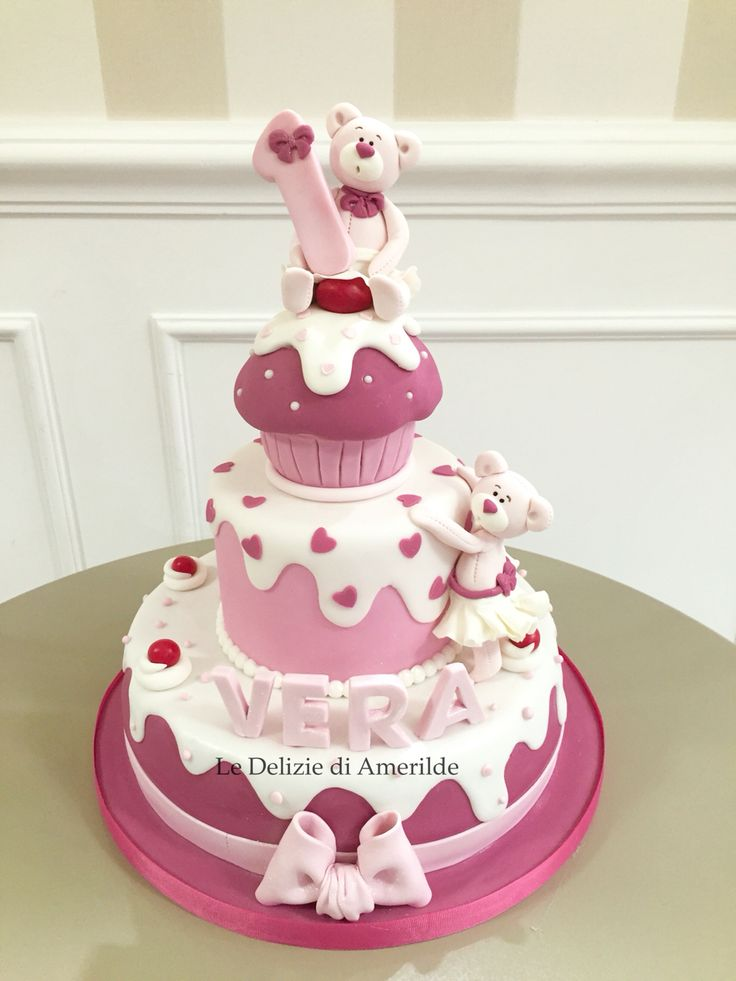 Le Delizie di Amerilde.  Baby cake. www.ledeliziediamerilde.it