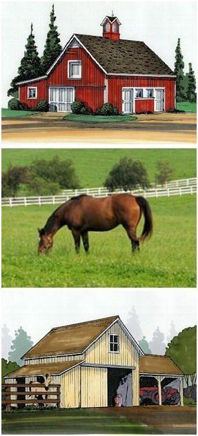 Best 25 Simple Horse Barns Ideas On Pinterest Small