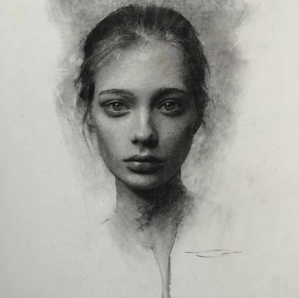 charcoal workshop LA — Casey Baugh Fine Art