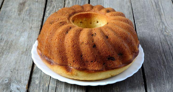 Αυτό το κέικ έχει φανταστική γεύση πορτοκάλι και λίγες θερμίδες