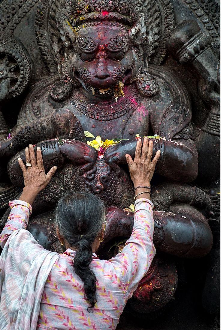 Talk with Narasimha, Nepal