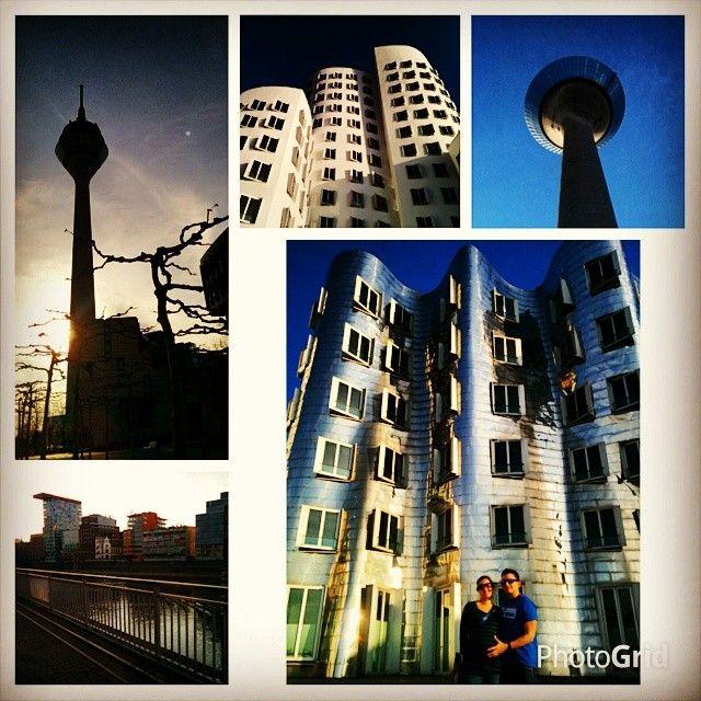 Düsseldorf - hier sind wir zu finden