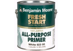 Benjamin Moore Fresh Start All-Purpose Primer