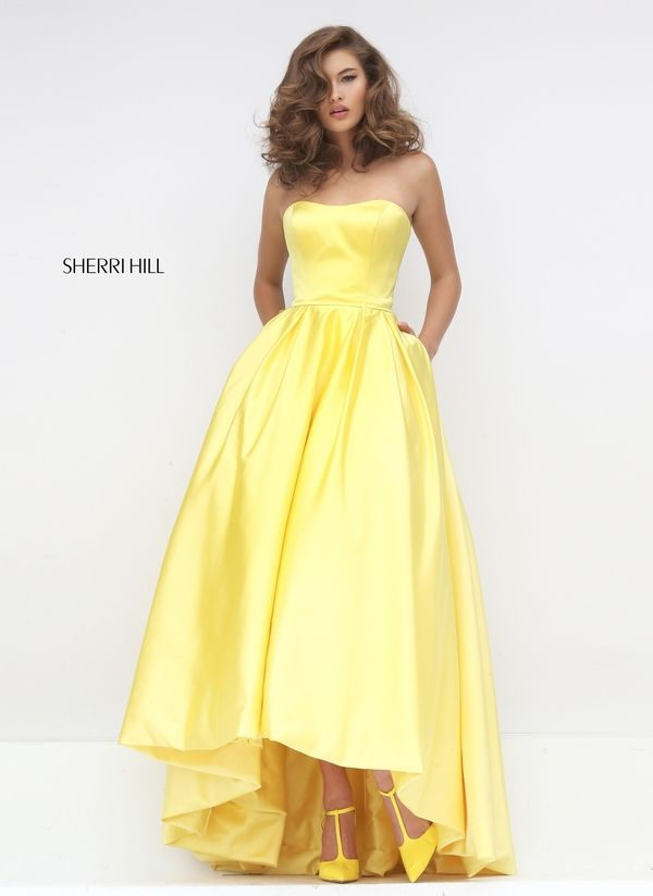 Sherri Hill 50226 Prom 2016 Collection In 2019 Prom