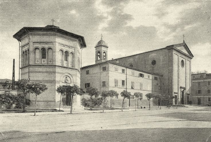 Lorenzo Viani, Viareggio - SS.Annunziata e S.Francesco