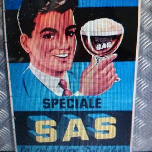 SAS pils