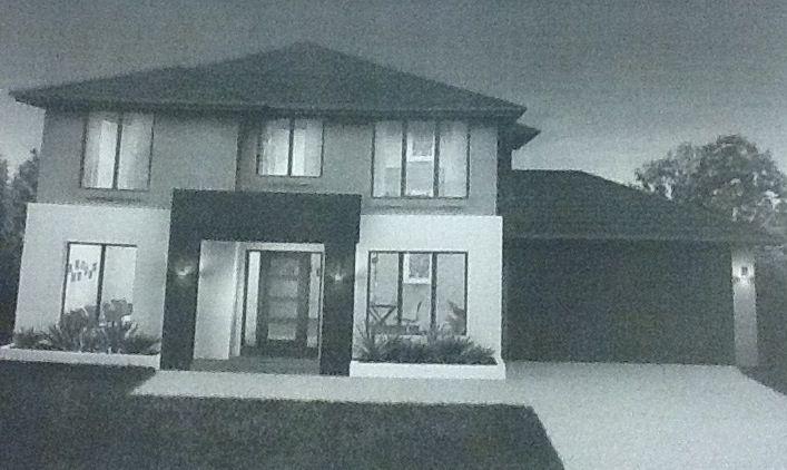 Miller Facade for Plantation Homes Trinity