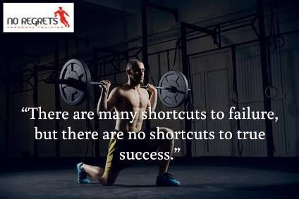 """I am often very frustrated when I meet a new client who has little to no experience with strength training, maybe has an injury and wants to """"go hard"""" and do fitness workouts straight away! I explain to them you cannot cut corners, there is no shortcut to getting healthy and fit. We do not deviate from our program because we know it works and we know disaster is nearby if we try to skip things like learning how to breathe, designing a stretching program for YOU..."""