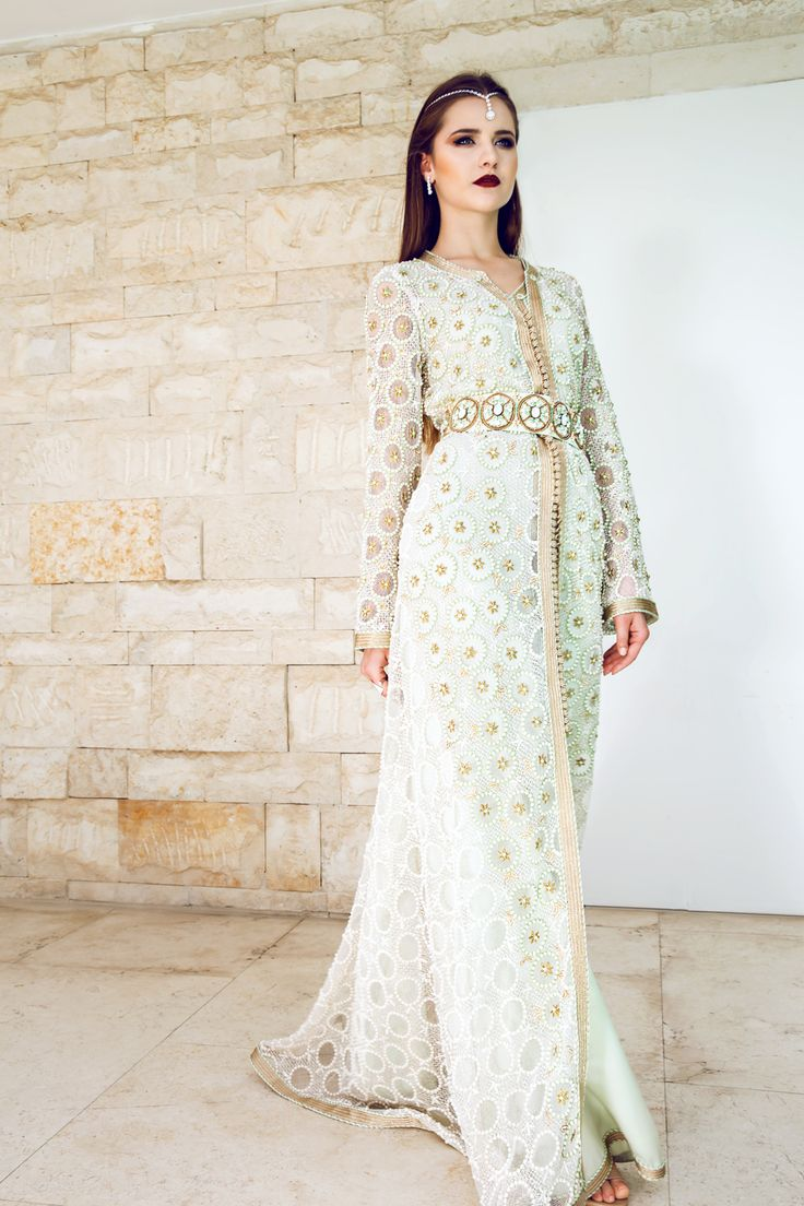 Moroccan Kaftan By Arushi Couture