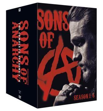 Sons of Anarchy - Sesong 1-6, DVD, film fra Dvdhuset. Om denne nettbutikken: http://nettbutikknytt.no/dvdhuset-no/