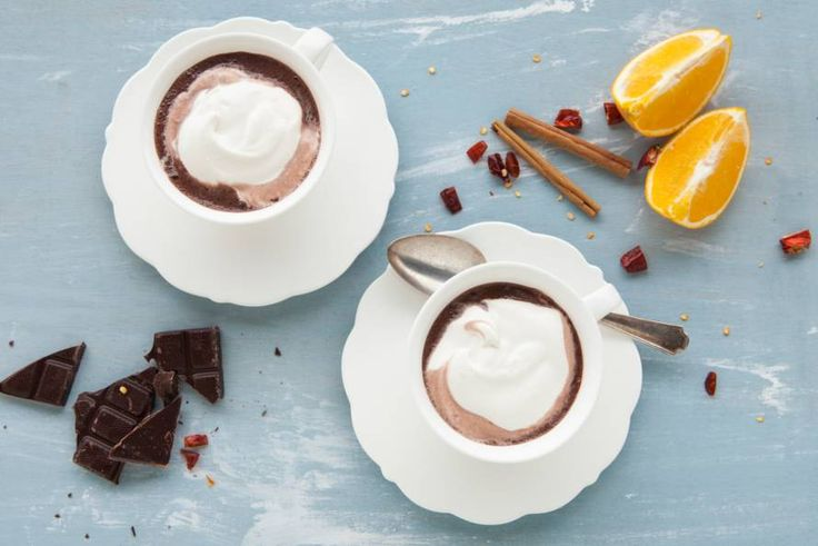 Spicy hot chocolate - Recept - Allerhande