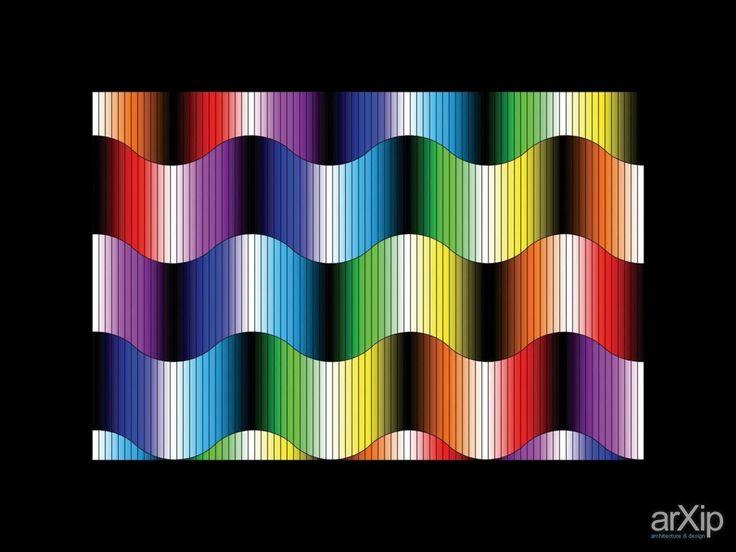 Неоновая волна. 1992: живопись, абстракционизм, аэрография, космизм #visualarts #abstractionism #aerography #spaceart arXip.com