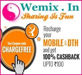 recharge DTH Recharge Your Mobile And Get CashBack