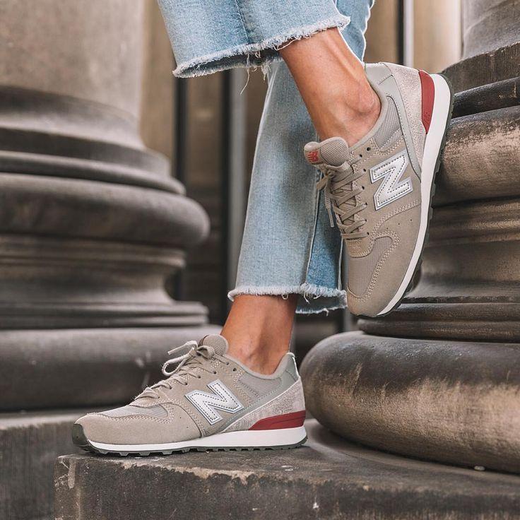Sneakers femme - New Balance WR 996 (©overkillwomen)