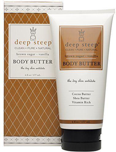 ディープスティープ ボディバター 177ml ブラウンシュガーバニラ / brown sugar vanilla body butter on ShopStyle