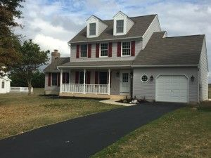 Home For Sale In Hagerstown MD, 4 Bedroom,2.5 Baths Home In MAUGANS MEADOW $264,500