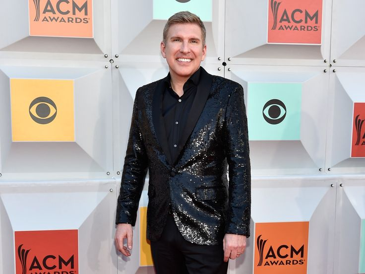 Todd Chrisley of 'Chrisley Knows Best' to Release Christmas Album