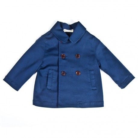 Babe & Tess -Caban inchiostro - Fate Folletti Baby Shop Online