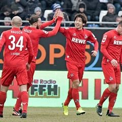 Bundesliga - Match Day 18 - SV Darmstadt 98 vs FC Koeln