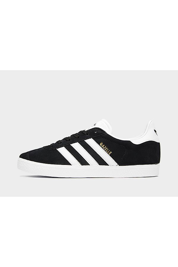 adidas Originals Gazelle II Junior Black Kids in 2020