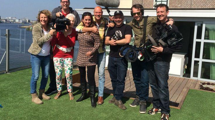 Crew Pluijm's eetbare wereld 2015! Laatste opname dag seizoen 6