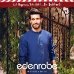 Amazing New Edenrobe Eid Outfit Collection 2016 For Men Women & Kids Fashion