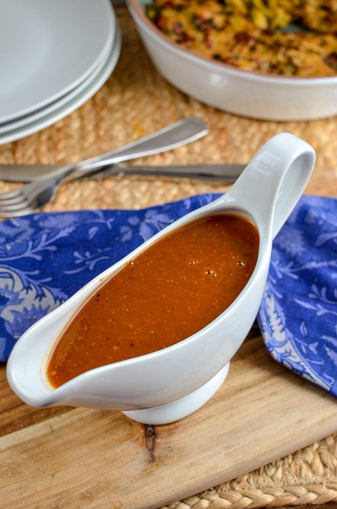The Best Slimming World Syn Free Gravy you will ever make. The perfect accompaniment to a variety of main meals.