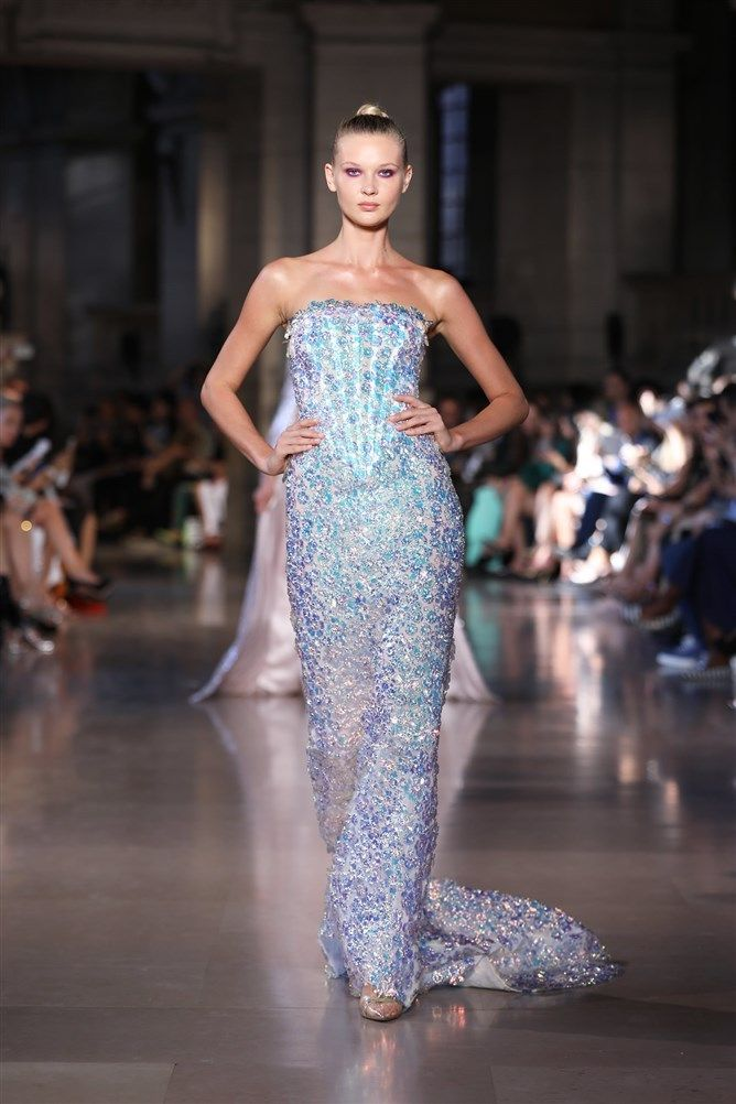 Rami Kadi Couture Fall Winter 2020 In 2020 Evening Gowns Gorgeous Dresses Cocktail Evening Dresses