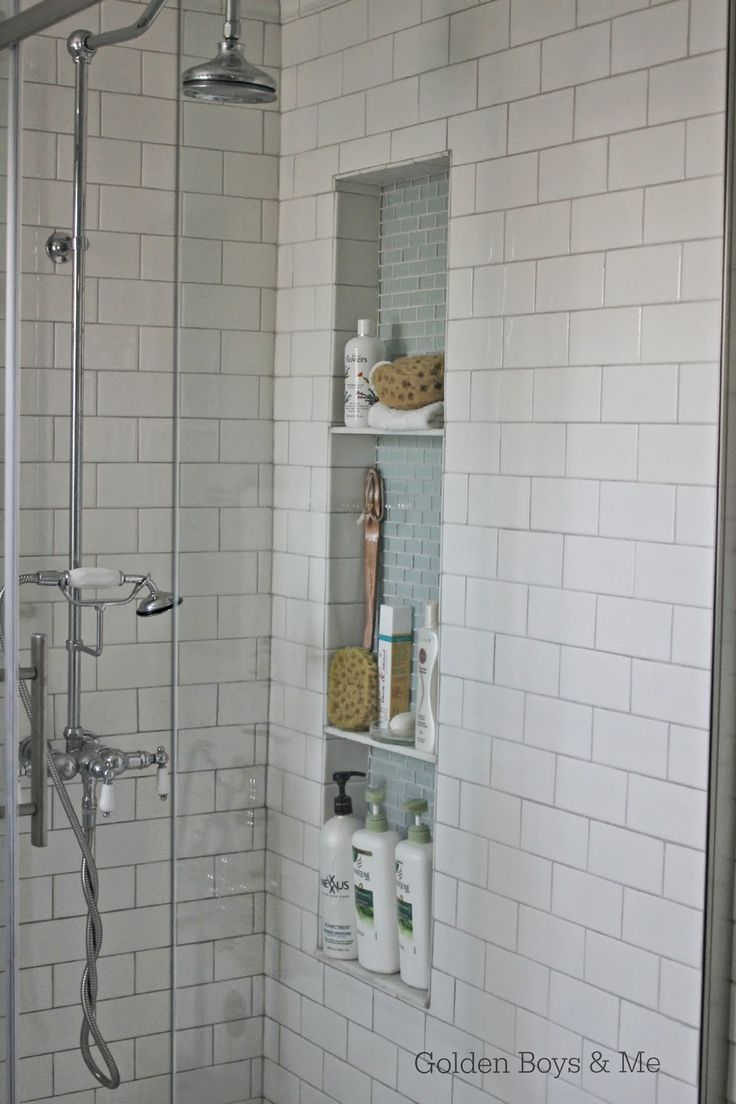 Best 25 Shower Niche Ideas On Pinterest Tile Shower Shelf Bathroom Shower Designs And