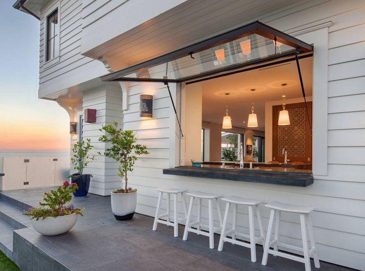 Eine gelungene Antwort auf moderne Wohnwünsche sind die sensationelle #Schiefer #Fensterbänke.  www.granit-treppe…