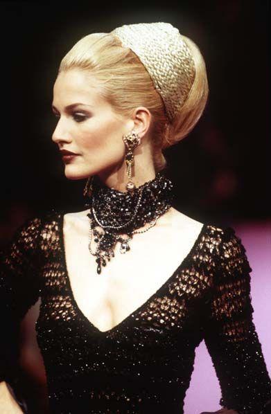 Christian Lacroix: Haute Couture Automne 1995