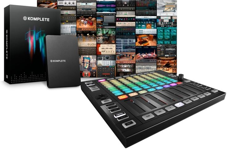 Native Instruments Maschine Jam with Upgrade to Komplete 11 Ultimate | Sweetwater.com