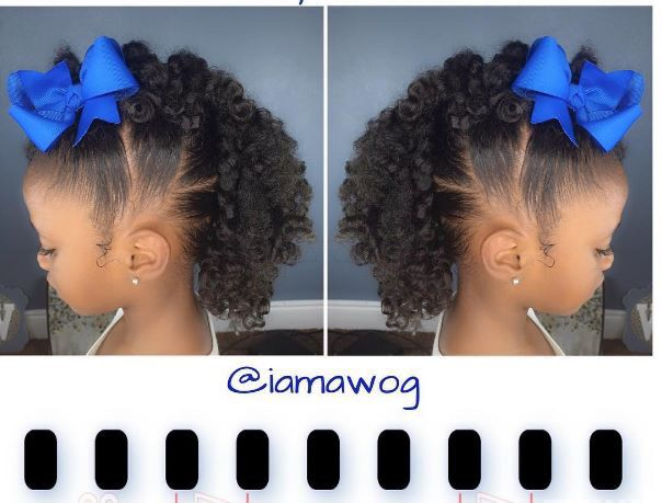 Mixed Girl Hair Styles: 1000+ Ideas About Mixed Girl Hairstyles On Pinterest