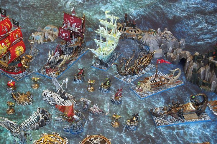 DreadFleet flotta male