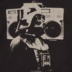 Boom Box Darth Vader Shirt