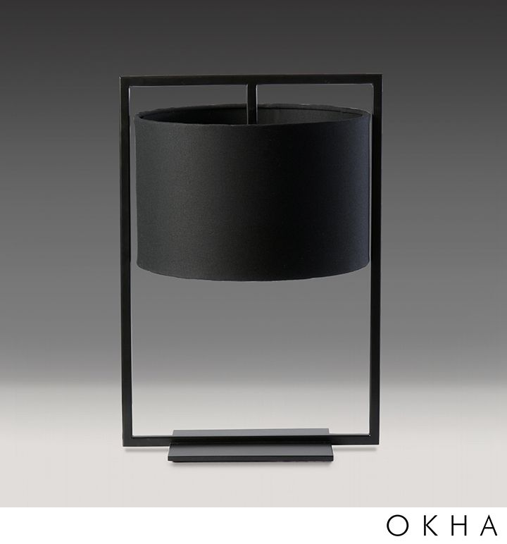 Frame Flat Table Lamp