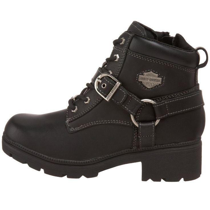 -Womens Harley Davidson Boot Tegan | Harley-Davidson and Motorcycles
