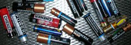 Battery Recycling - Use Clean Up Australia's great tips for battery recycling