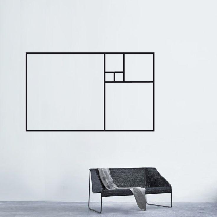 die besten 25 geometrische schablone ideen auf pinterest geometrische origami geometrischer. Black Bedroom Furniture Sets. Home Design Ideas