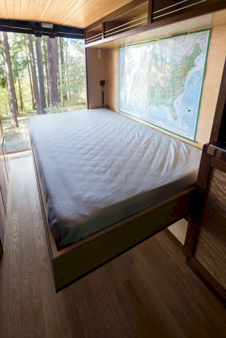 Interior Design Ideas For Camper Van No 48 (Interior