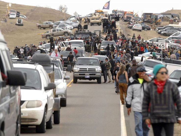 In response to the protests over the Dakota Access Pipeline, one lawmaker, Keith Kempenich, has introduced a bill that would allow drivers to run down protesters blocking roads without any kind of penalty. His inspiration? His mother-in-law was startled by a protester in the road who he claims jumped in front of her car.