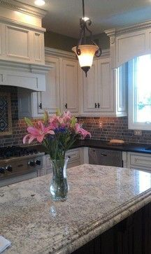 Kashmir White Granite Design, Pictures, Remodel, Decor and Ideas - page 22