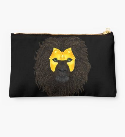 Golden Lion Studio Pouch