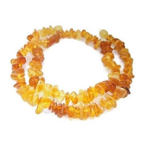 Amber necklace beads adult butterscotch amber jewelery  yellow orange natural amber baltic Genuine Baltic amber for girl female woman gift by AmberBalticJewelryRU on Etsy