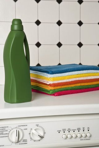 5 Ways You're Ruining Your Bath Towels | Learn from these common linen-laundering mistakes before you throw in—or throw out—the towel.